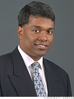 Thomas Kurian: $33.7 million