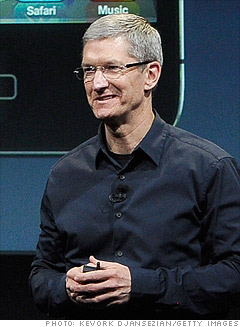 Tim Cook: $59.1 million