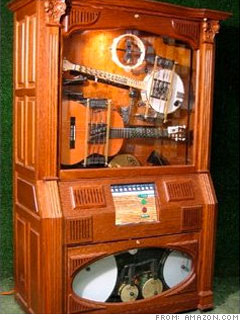 Automated Ukelele Band Machine