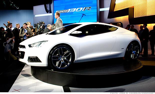 Chevrolet Tru 140S Ideas