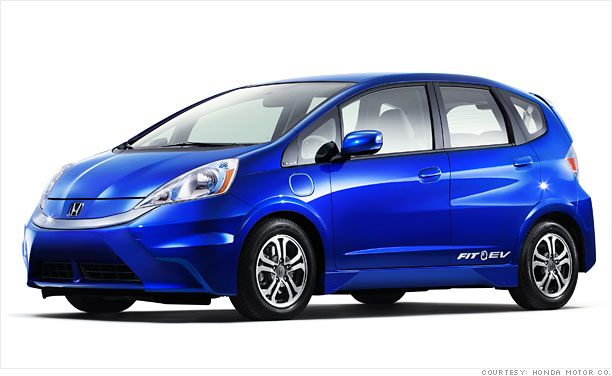 Honda Fit EV 