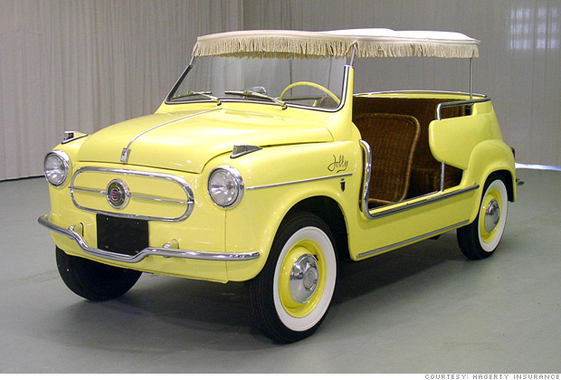 You Won T Believe These Are Collectible Cars 1960 Fiat
