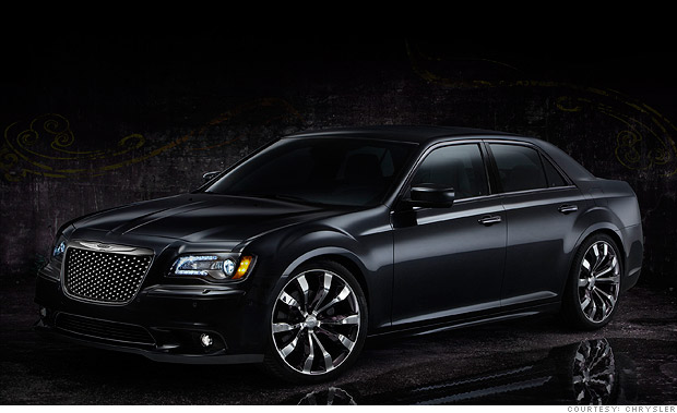 Chrysler 300c Ruyi Design Concept
