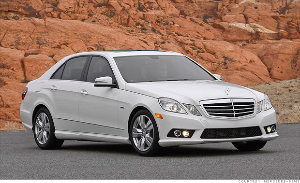 10 best spring auto lease deals mercedes benz e350