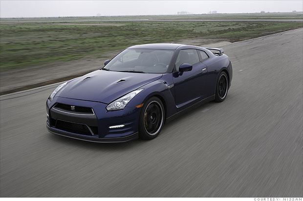 cars for facebook billionaires yes they 39 re still rich nissan gt r 6 cnnmoney. Black Bedroom Furniture Sets. Home Design Ideas