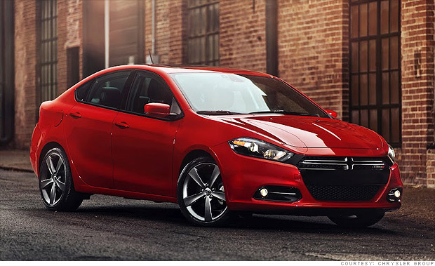 1 - Dodge Dart