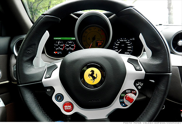 a ferrari for the whole family 3 cnnmoney. Cars Review. Best American Auto & Cars Review
