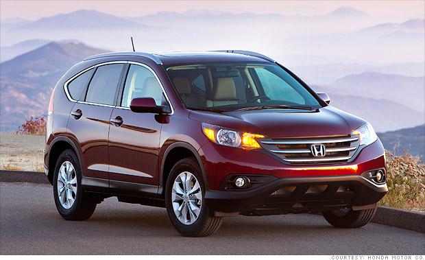 Crossover/SUV - Honda CR-V