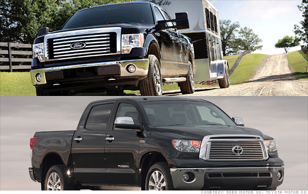 5. Trucks: A mixed blessing for Ford