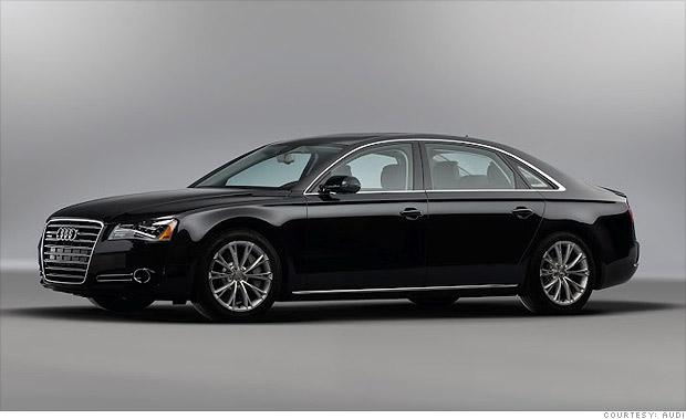 America S Best Loved Cars Large Premium Car Audi A8 8