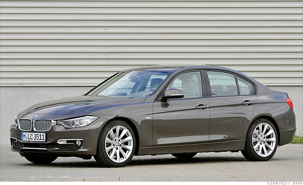 Entry premium car - BMW 3-series