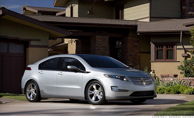 Compact car - Chevrolet Volt