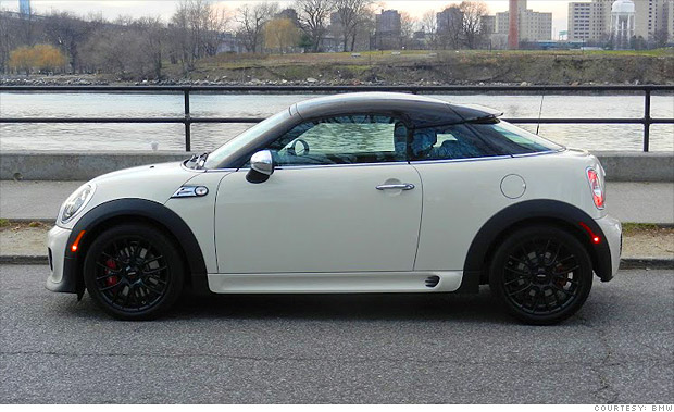 Sporty car - Mini Coupe/Roadster
