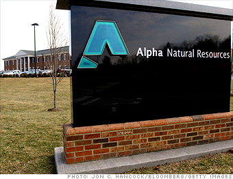 3. Alpha Natural Resources
