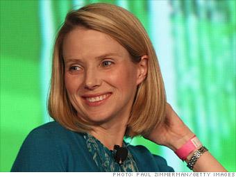 advice from Fortune 500's women CEOs - Marissa Mayer (1) - FORTUNE