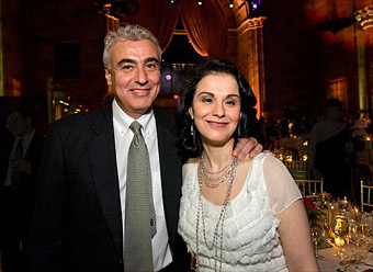 Marc Lasry & Sonia Gardner, Avenue Capital