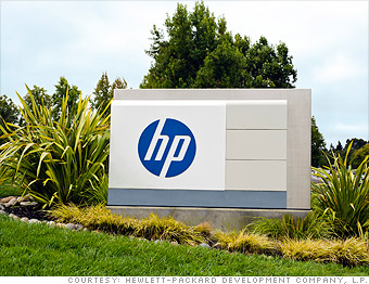 Hewlett-Packard slashes 27,000 jobs