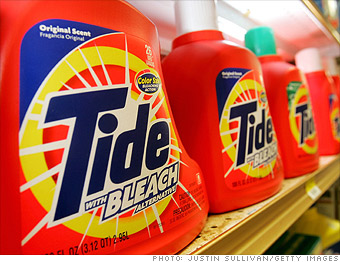 Procter & Gamble lays off 5,700