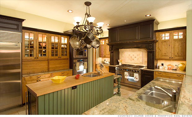 please buy our 2 million dream home   kitchen 3   cnnmoney