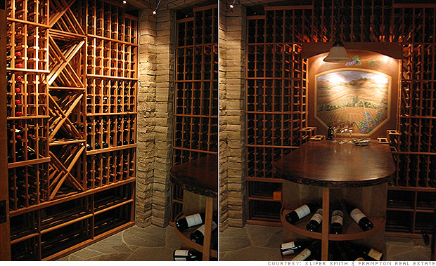 Please buy our 2 million dream home wine cellar 7 for In home wine cellars