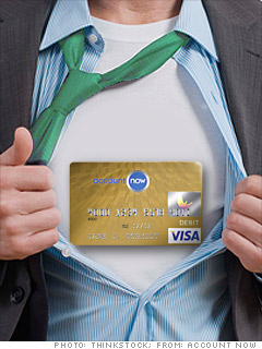 AccountNow Prepaid MasterCard