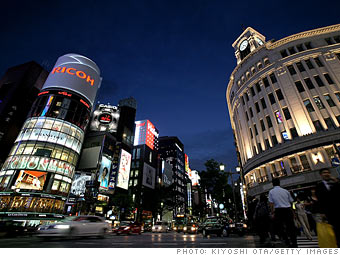 1. Tokyo, Japan