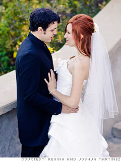 Regina & Joshua Martinez