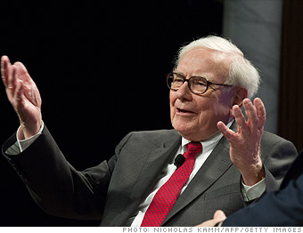 Readers weigh in: Be like Buffett
