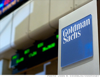 7. Goldman Sachs Group