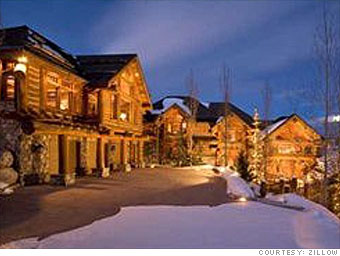 Utah ski chalet