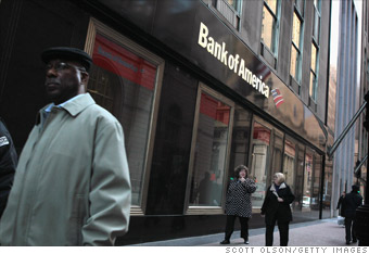 Bank of America overdraft charges