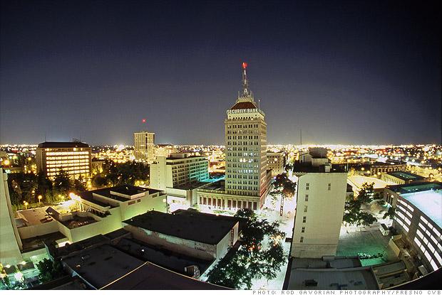 5. Fresno, Calif.