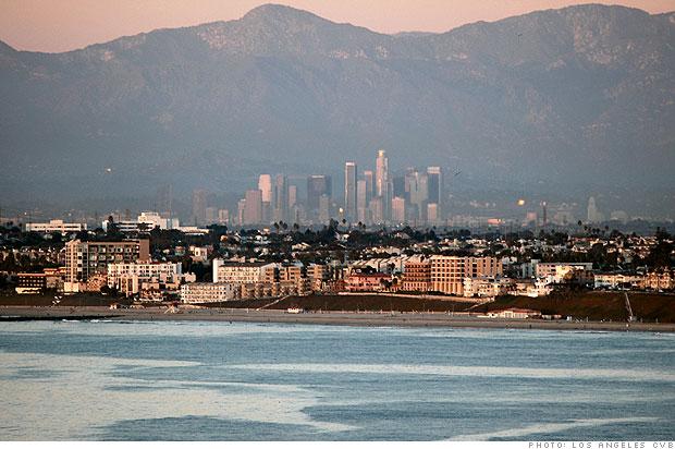 3. Los Angeles