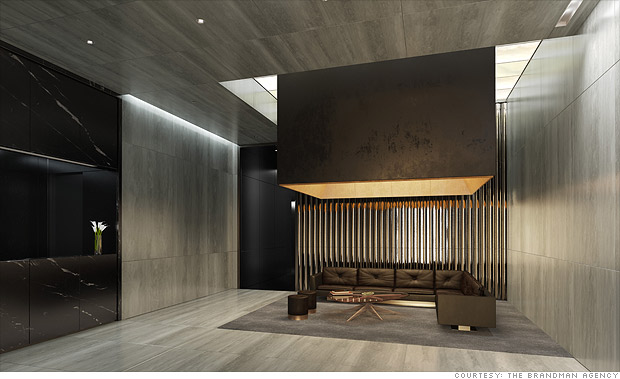 Inside New York 39 S Most Expensive Apartment A Full Service Building 6