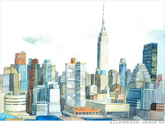 Big Cities: New York, N.Y.