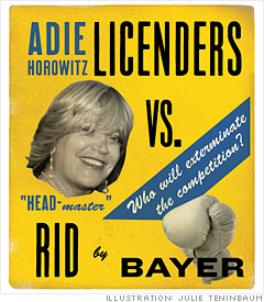 Licenders vs. Rid (Bayer)