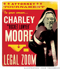 Rocket Lawyer vs. Legal Zoom