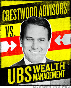 Crestwood vs. UBS Wealth Management