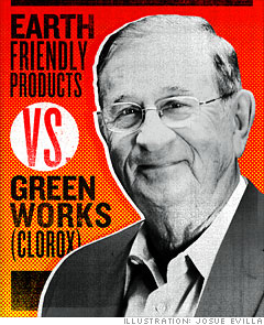 Earth Friendly Products vs. Green works