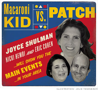 Macaroni Kid vs. Patch
