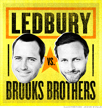 Ledbury vs. Brooks Brothers