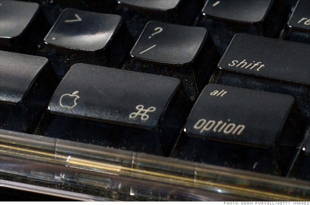 Apple keys