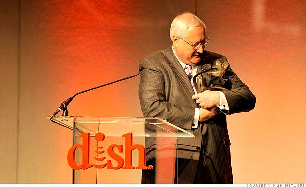 Wildest stunt: Dish Network's kangaroo