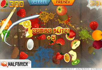 No. 2 Paid -- Fruit Ninja