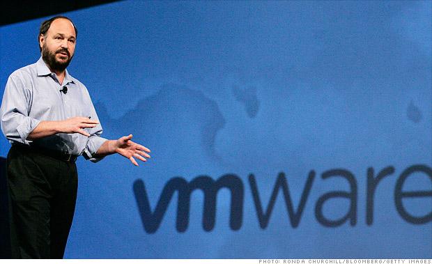 Paul Maritz, VMware