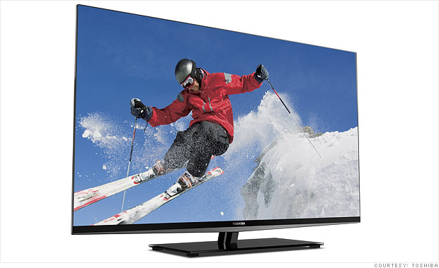 3D TV -- no glasses required