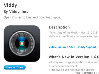 Viddy or SocialCam