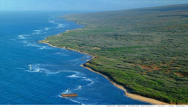 Larry Ellison's private island