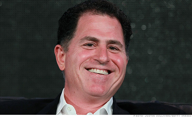 Michael Dell's $100 million photo album