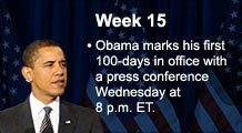 100-day scorecard